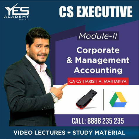 Picture of CS Executive - Corporate & Management Accounting